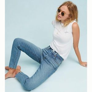 Levi Wedgie Icon Jeans from Anthropologie